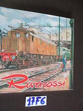 RIVAROSSI modellismo treni (17 F 6)