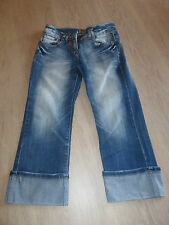 PANTACOURT  JEANS   TAILLE  32