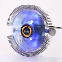 CPU Heatsink Cooler Fan for Intel Core Xeon LGA1151 775 1155 AMD FM2/FM1/AM2 3