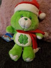 Christmas Care Bear 20th anniversary collectors edition # B 1