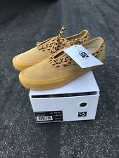 """Vans X WTAPS X SYNDICATE AUTHENTIC """"S"""" 10 YEAR ANNIVERSARY Size 10.0 supreme"""