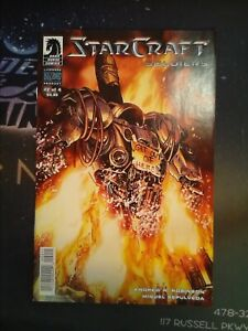 StarCraft #2 Soldiers Dark Horse Comics VF/NM 9.0 (CB5149)