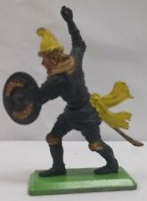1971 Britains Deetail Mongol Knight Die-cast Metal Perfect Condition  #1M  D4