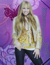 Hannah Montana Gummizugmappe A4        NEU
