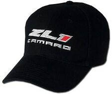 Chevy Camaro ZL1 Black Cotton Hat