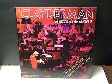 RICHARD CLAYDERMAN / NICOLAS DE ANGELIS A pleyel en concert DEL 5700065 /66