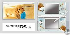 Nintendo DS or DS Lite NINTENDOGS Skin / Sticker Decal