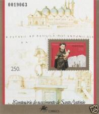 1995 Sant'Antonio - Portogallo - foglietto