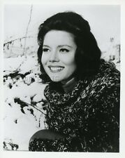 DIANA RIGG THE AVENGERS 1965 - 1968 VINTAGE PHOTO #1