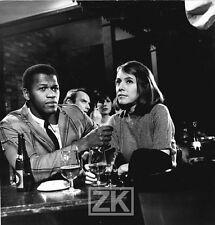 LA PERMISSION Melvin VAN PEEBLES Film Bar Nicole BERGER Harry BAIRD Photo 1968
