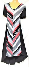 TS dress TAKING SHAPE plus sz XXS / 12 One Way Dress elegant hi-lo stretch NWT!