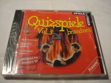 Quizspiele Vol.3 (PC, Jewelcase) Neuware