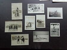 Mixed Lot 9/ Photosvintage/Photo/Shirt less/1920'S Bathing Suits/Gay Int.