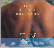 The Neville Brothers-Fly Like an Eagle cd maxi single
