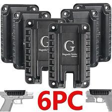 Magnetic Handgun Mount ,Firearm Magnet Gun Accessories for Truck Car Desk Wall