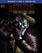Batman: The Killing Joke BLU-RAY Sam Liu(DIR) 2016