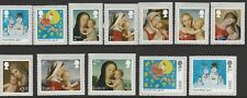 GB 2017 Christmas Stamps (Complete Set) MNH