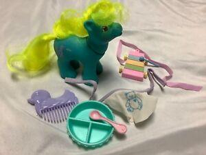 My Little Pony G1 vintage show stable accessoires Hasbro années 1980 Choisir Parmi