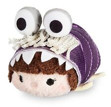 """DISNEY STORE TSUM 3.5"""" MINI MONSTERS INC BOO MONSTER COSTUME AUTHENTIC NWT USA"""