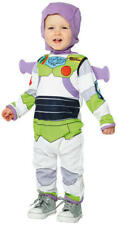 Disney Baby Buzz Lightyear Costume Kids Toy Story Licensed 3-24 Months Amscan 2 Yrs