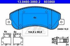 Kit de plaquettes de frein VW AMAROK (2H_, S1B) 4006633376518