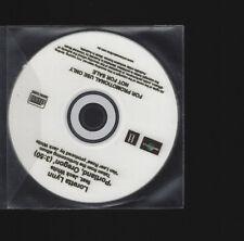 "JACK WHITE / LORETTA LYNN ""Portland Oregon"" PROMO CD Australia"