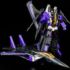 Transformers Master Masterpiece BB7 F-15 MP11SW Skywarp In Stock With Retail Box