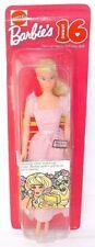 "Mattel USA BARBIE SWEET 16 Special Happy Birthday 12"" Doll + Acc. MONMC`73 RARE!"