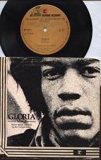 "JIMI HENDRIX   Rare 1979 Canada Only 7"" OOP Reprise Rock P/C Single ""Gloria"""