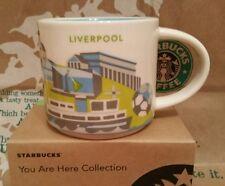 Starbucks Coffee Mug/Becher LIVERPOOL You Are Here/YAH,BRANDNEU m.SKU i.OVP-Box!
