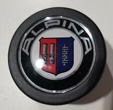 "BMW ALPINA GENUINE 14"" 16"" C71 ALLOY WHEEL HUB BADGE EMBLEM CENTRE CAP 3613604"