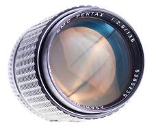 Pentax  SMC 135 mm f 2,5 mit Pentax K Anschluss  SN: 5380239