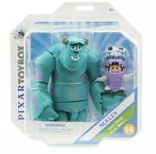 Disney Toybox Pixar Monsters Sulley with Boo Action Figure New in Box