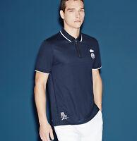 "Lacoste Sports ""Roland-Garros Polo"" - Zip Neck - LIMITED EDITION - S M L"