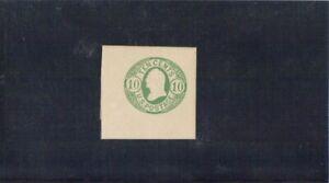 U.S. U-#41    'YELLOW /GREEN'    'FULL CORNER'    MNH   VF