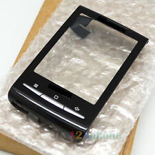 SILVER KEYPAD + TOUCH SCREEN DIGITIZER FOR SONY ERICSSON XPERIA X10 MINI