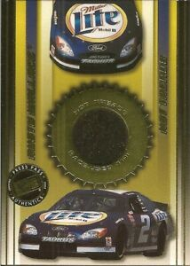 """Rusty Wallace """"Hot Treads"""" from 2002"""