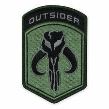 PDW Outsider Mythosaur Morale Patch Prometheus Design Werx mandalorian star wars