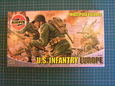 AIRFIX 1:32 MULTIPOSE FIGURES US INFANTRY EUROPE WW2