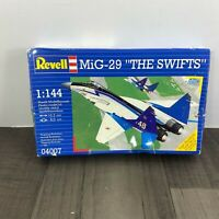 REVELL 1/144 MIG-29 THE SWIFTS Sealed R04007