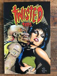 Eclipse Comics Twisted Tales #1 1987 VF+/NM