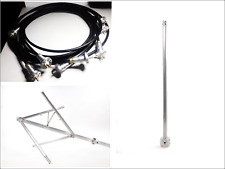 FM broadcast-500w to 3Kw Broadband Antenna system array, Power Divider, Jumpers
