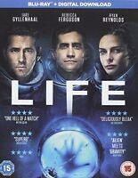 Life (Blu-ray) [2017] [Region Free] [DVD][Region 2]