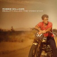 Robbie Williams Reality killed the video star (2009, CD/DVD, book-cover) [2 CD]