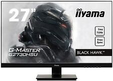 iiyama G-Master Black Hawk 27 inch LED 1ms Gaming Monitor - Full HD, 1ms, HDMI