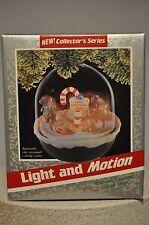 Hallmark - Forest Frollics #1 - Light and Motion - Classic Keepsake Ornament