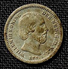 Kgr. Niederlande, 5 Cents 1850