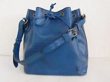 Auth WG99 LOUIS VUITTON Epi Petit Noe M44105 shoulder bag from Japan