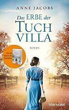 Das Erbe der Tuchvilla: Roman (Die Tuchvilla-Saga, Band ... | Buch | Zustand gut