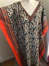 Robe Papillon Djellaba Foulard Taille Unique 38/40/42/44/46 Neuf